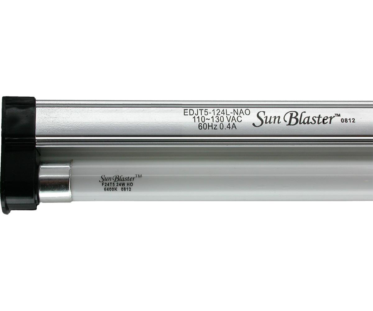 2' SunBlaster T5HO 24W 6400K Lighting Kit (6/cs)