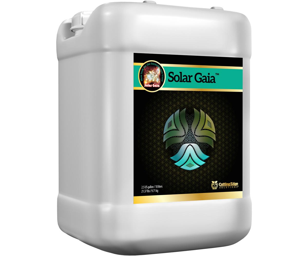 2.5 Gallons Solar Gaia