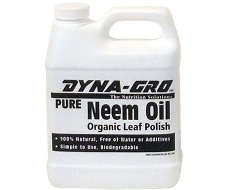 Dyna-Gro Pure Neem Oil 1 qt