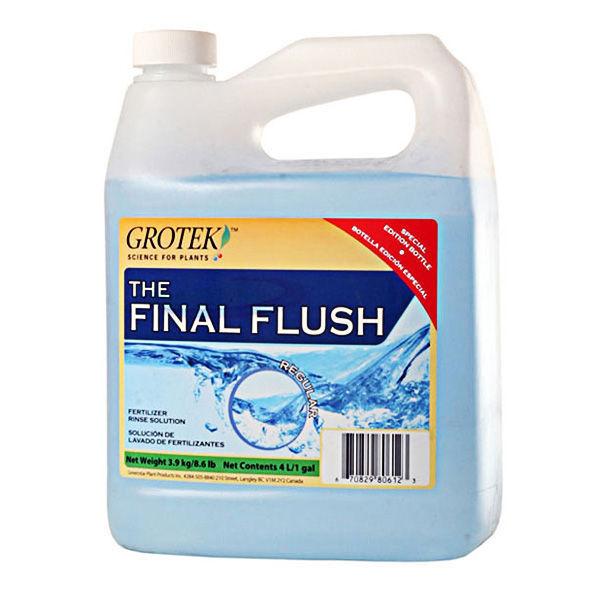 Final Flush  1 lt