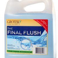 Final Flush  4 lt