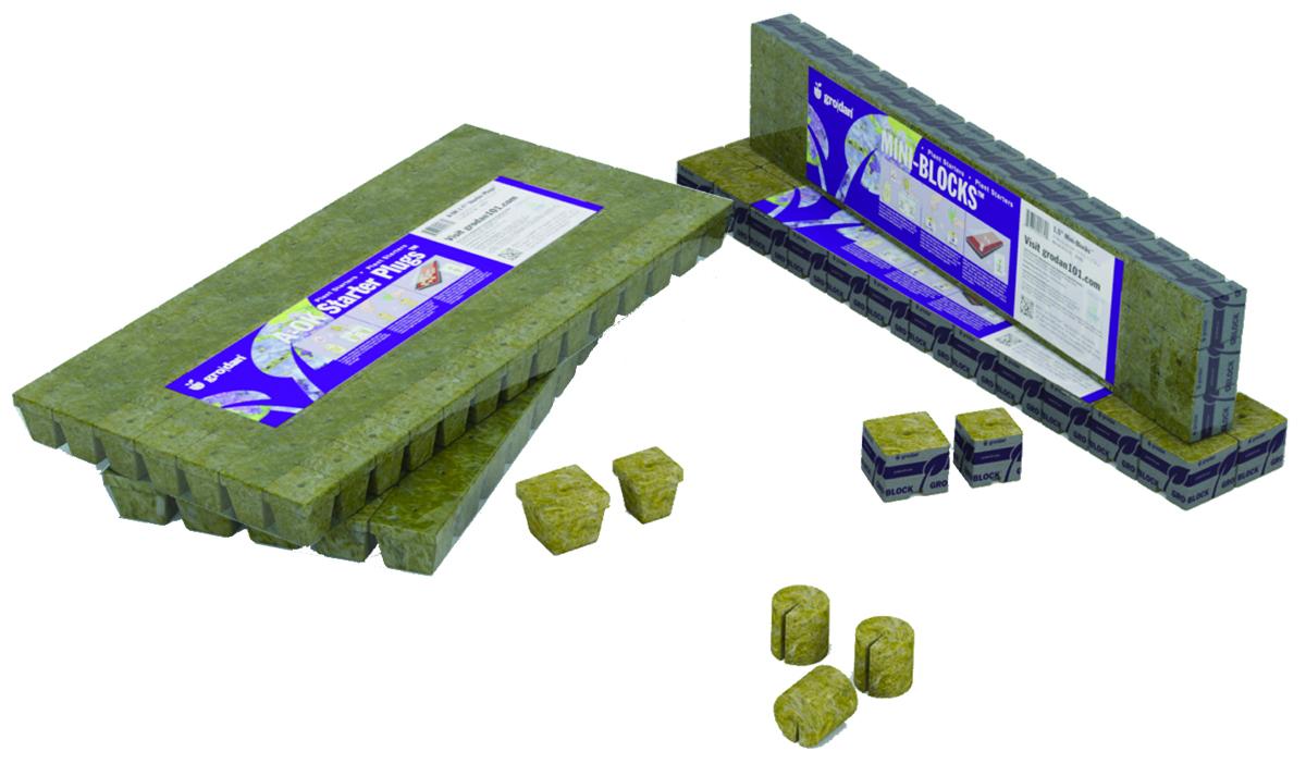 "MM50/40 6/15  Block, 2""x2""x1.5"", 60 strips of 24"