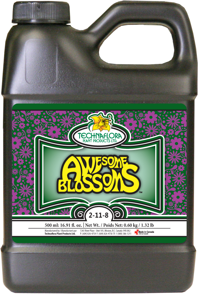 Awesome Blossoms, 500ml