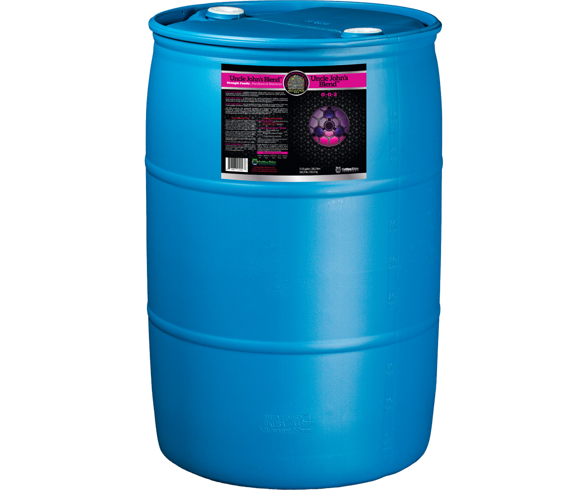 Uncle John's Blend 55 Gallon