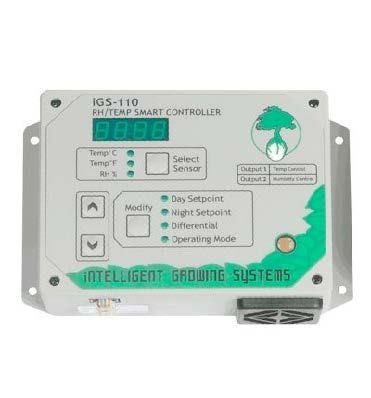 Relative Humidity/Temperature Controller