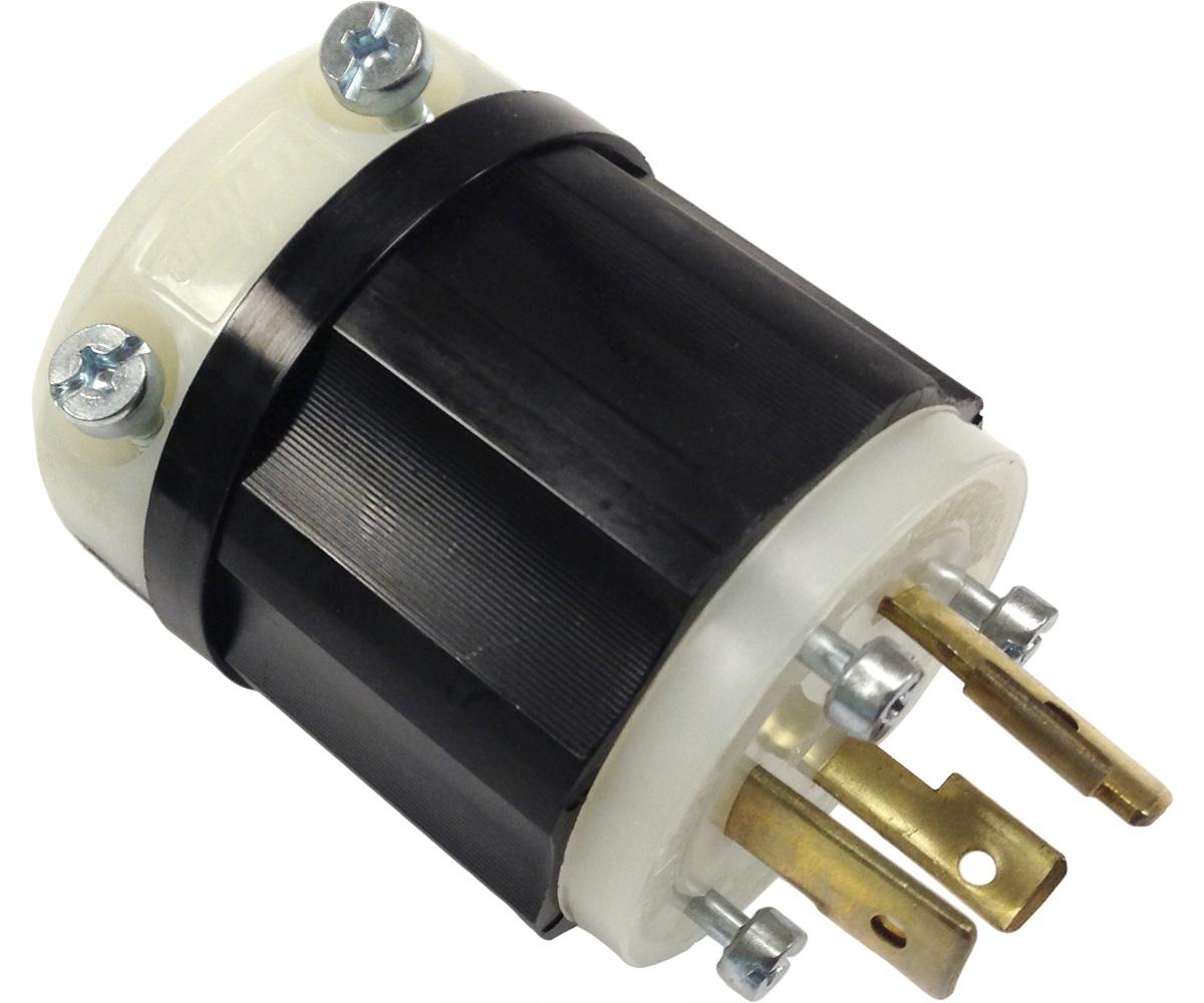 Plug 277V 20A Nema L7-20P