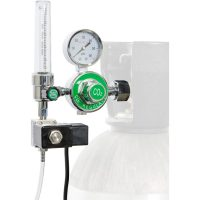 Hydrofarm CO2 (1-20 cu ft per hour) with Timer