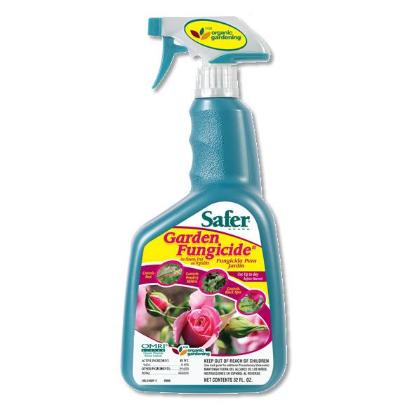 Safer's Garden Fungicide, 32 oz