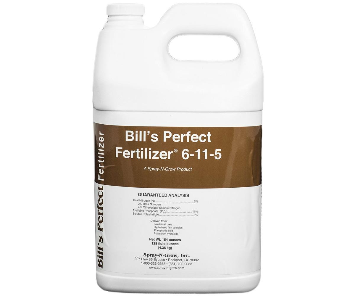 Bill's Perfect Fertilizer, 1 gal