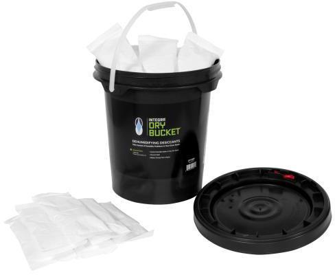 SPO, Integra Boost 5 Gal Bucket with Desiccant Pks