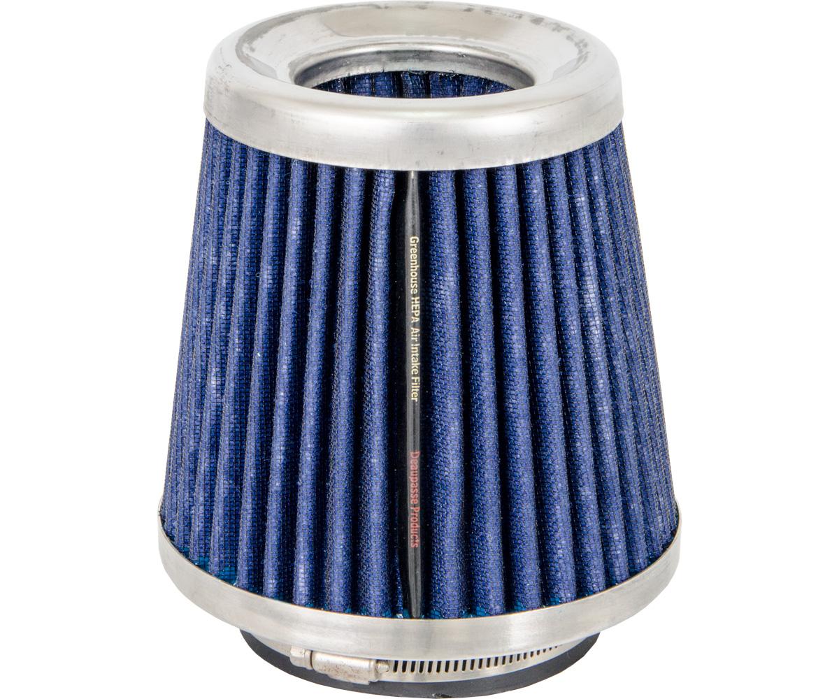 "Organic Air 4"" HEPA air filter"
