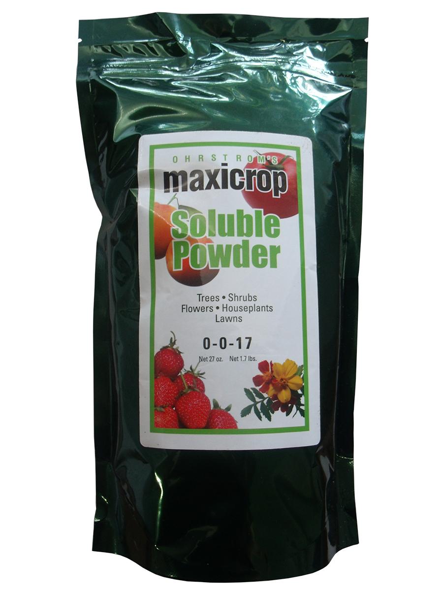 MaxiCrop Soluble Powder 27 oz.