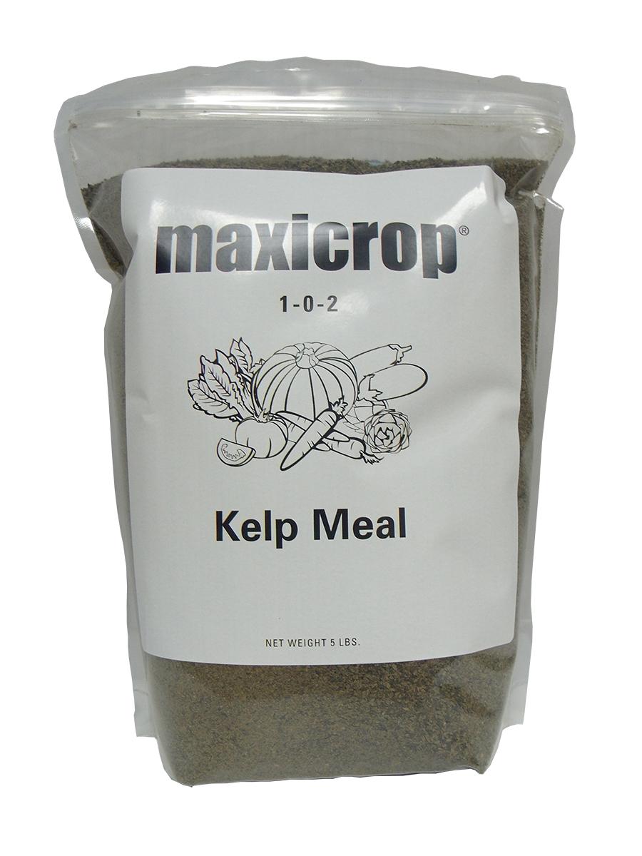 MaxiCrop Kelp Meal 5 lb.