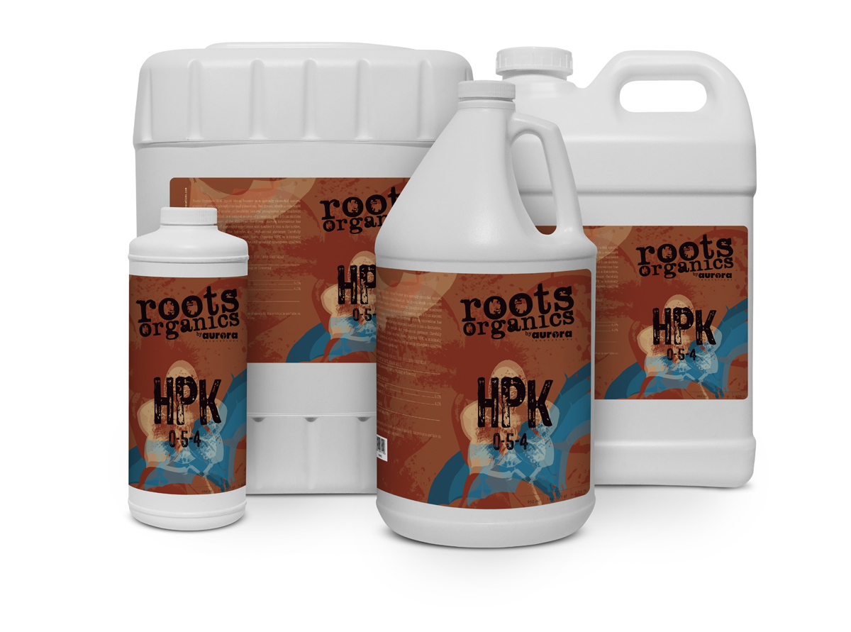 Roots Organics HPK 0-5-4, 5 Gallon