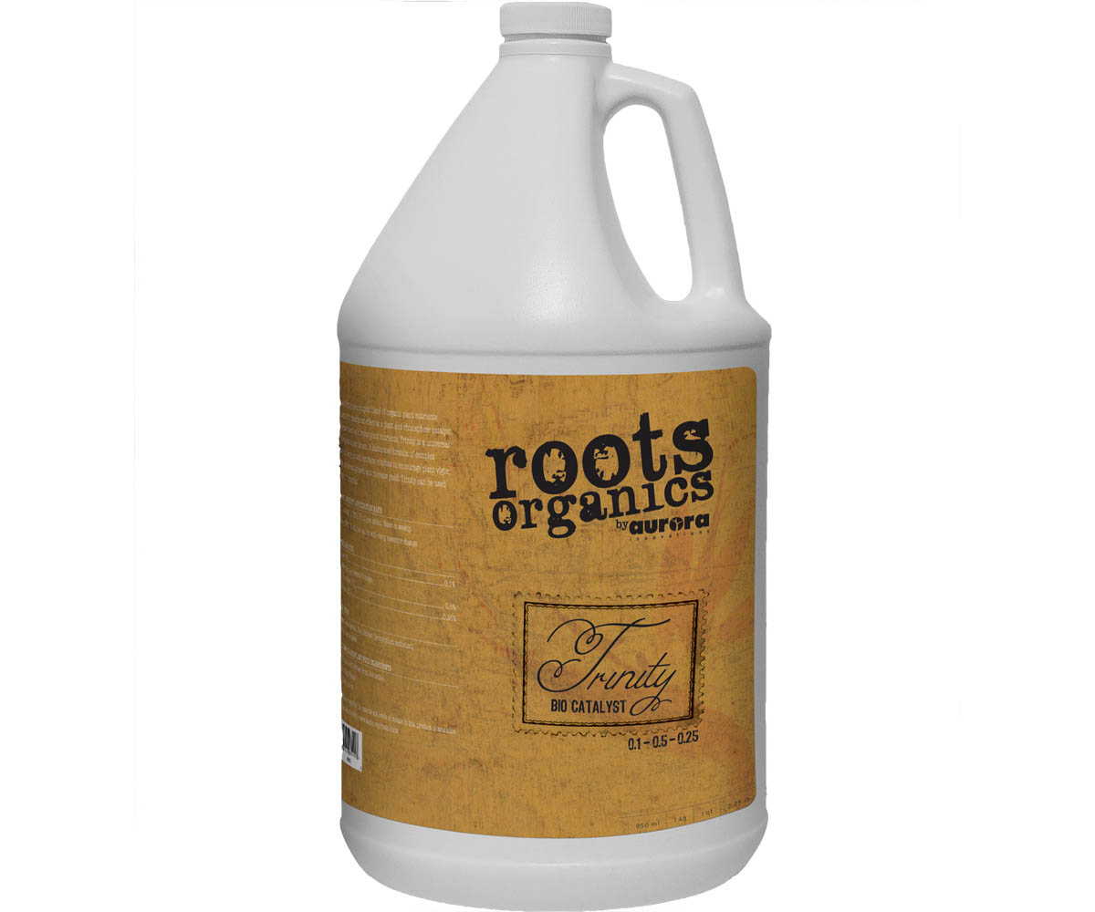 Roots Organics Trinity Carbo Catalyst, 1 gal