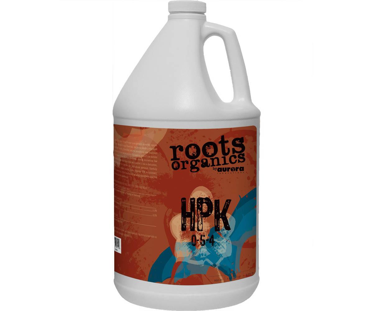 Roots Organics HPK 0-5-4, 1 gal