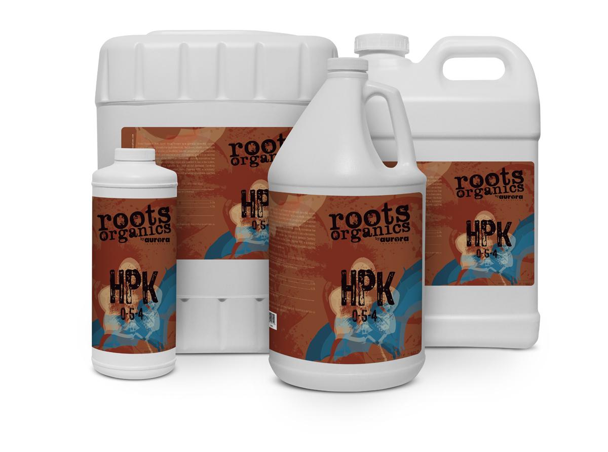 Roots Organics HPK 0-5-4 2.5 gal