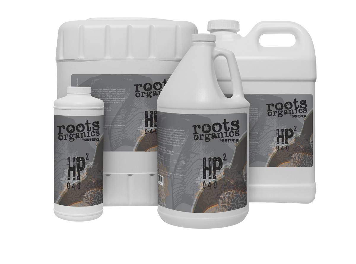 Roots Organics HP 0-4-0 Bat Guano 2.5 Gal