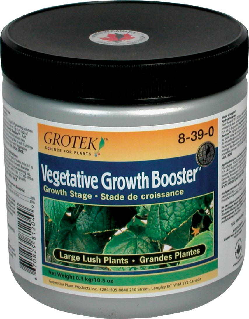 Growth Booster 300g (6/cs)