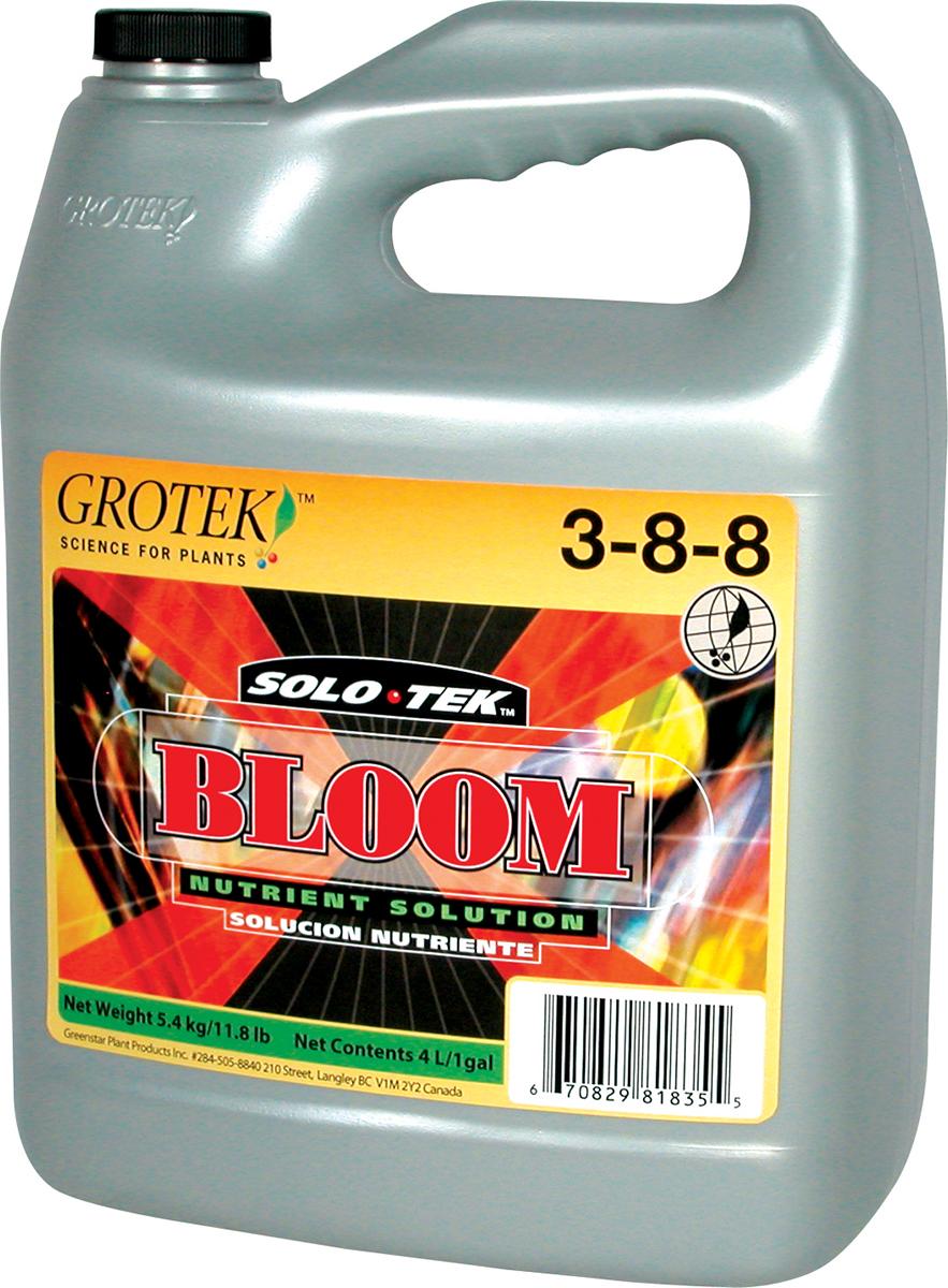 Solo Tek Bloom, 4L