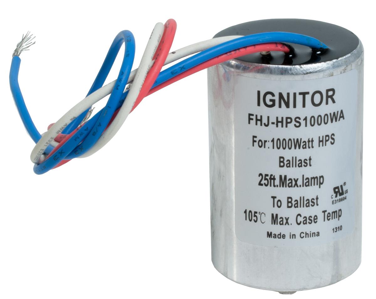 Ignitor Xtrasun Alum Conv/HPS 1KW