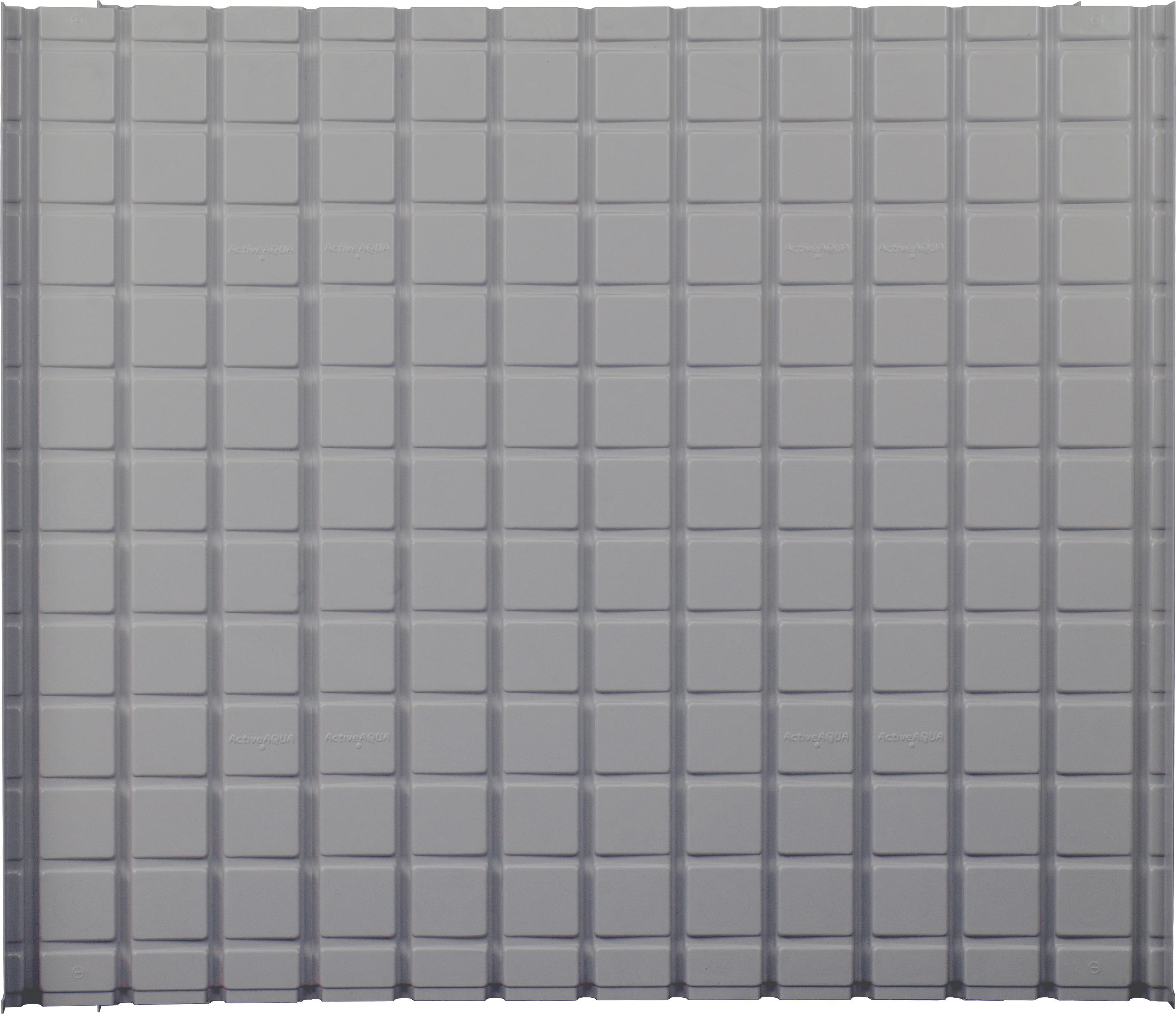 AA Infinity Tray Center, Gray, 6.5'x5'
