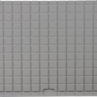 AA Infinity Tray End, Gray, 6.5'x5'  Plus (+)