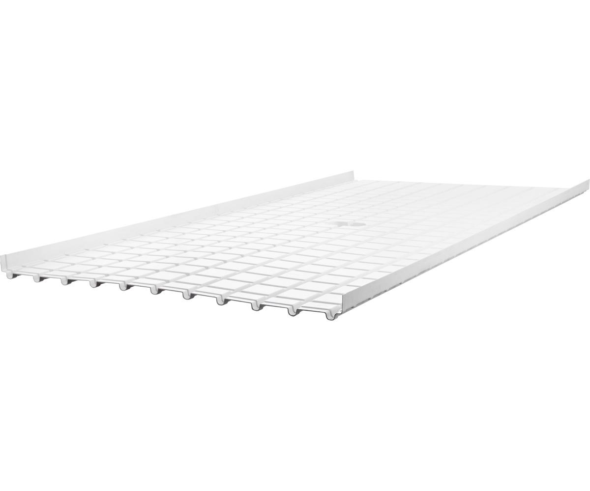 AA Infinity Tray W/Drain,  8'x4'