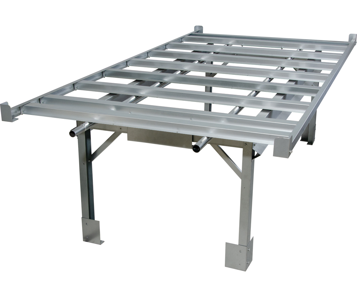 Rolling Bench 4' x 8'