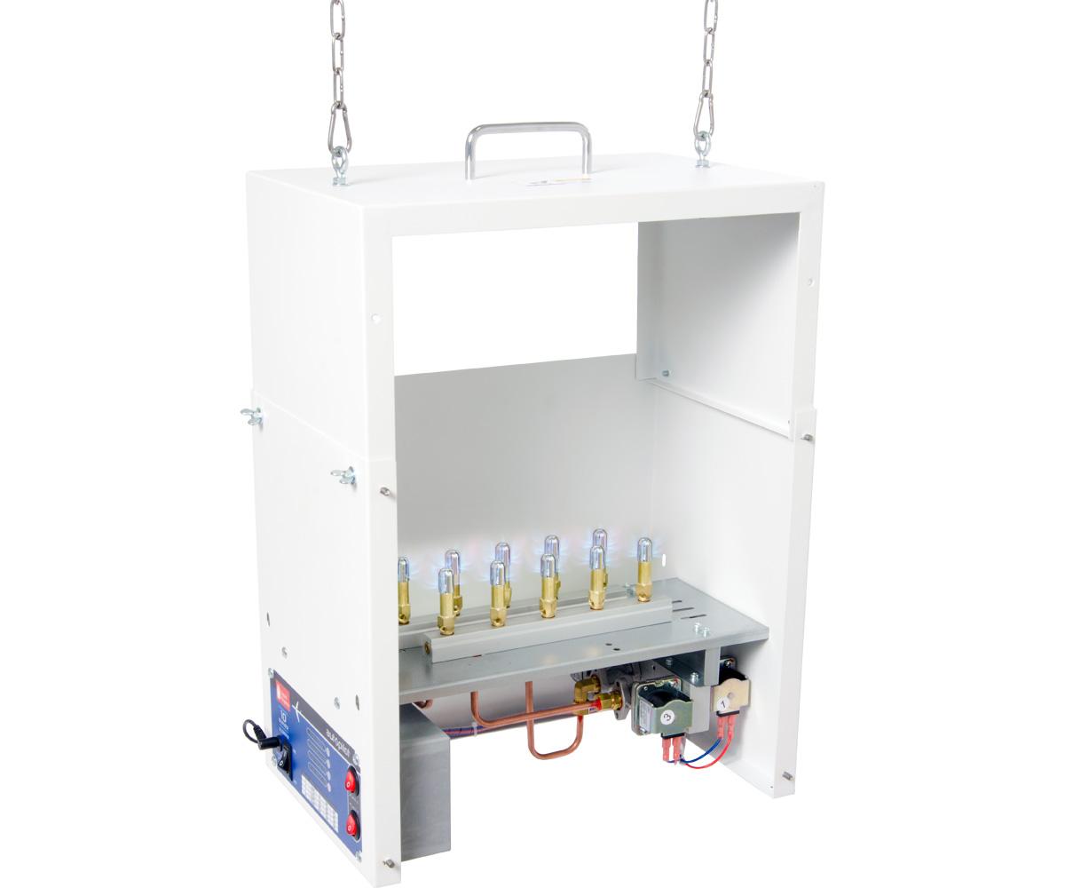 CO2 Generator LP 22,630 BTU 26.5 CU/FT Hr.