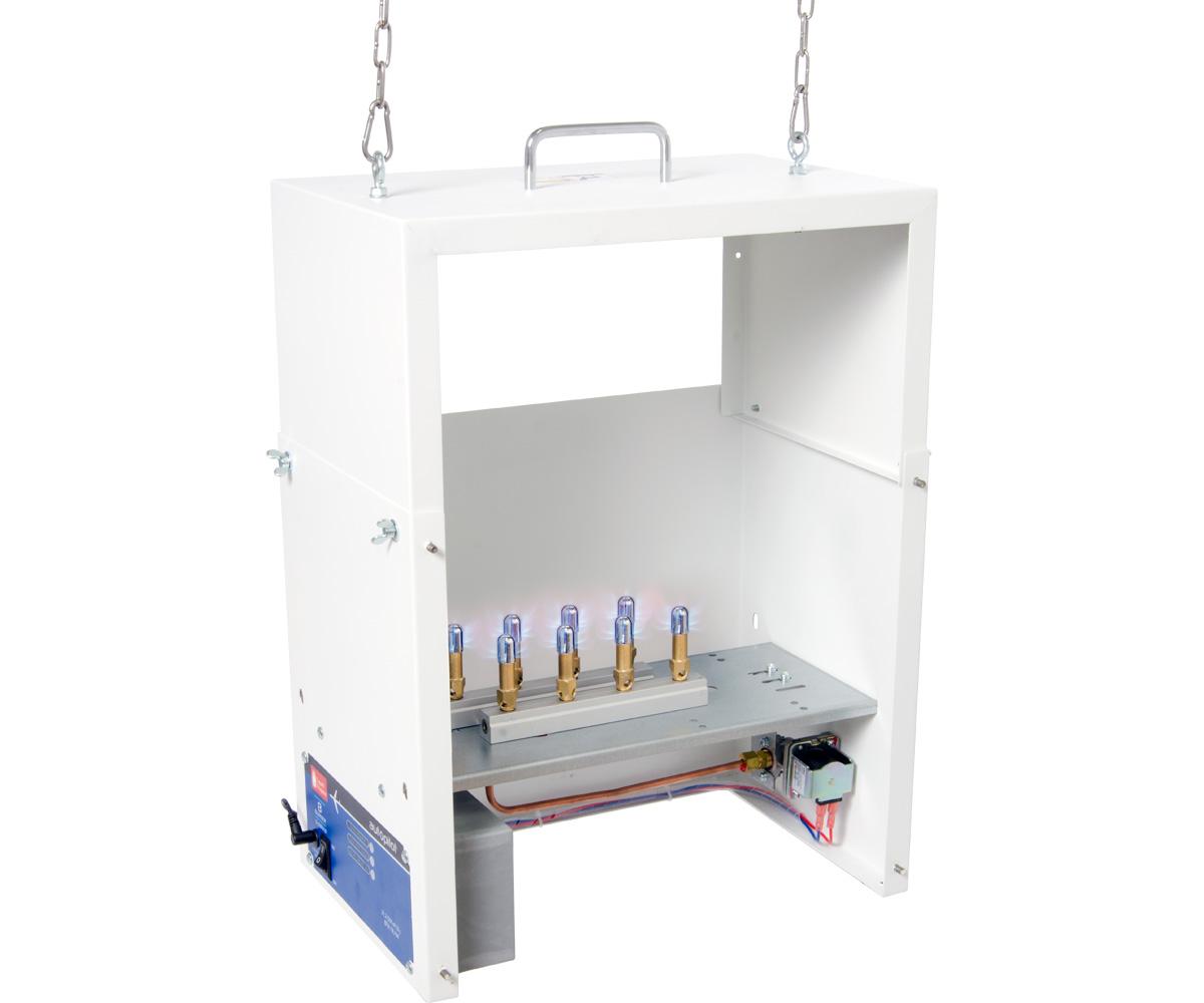 CO2 Generator LP 18,104 BTU 21.2 CU/FT Hr.
