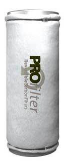 PRO filter 100 Reversible Carbon Filter