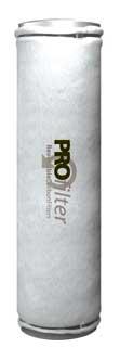 PRO filter 150 Reversible Carbon Filter