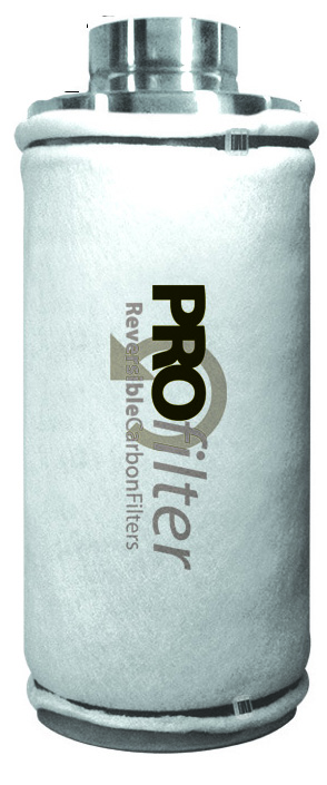 PRO 45s Non-Reversible Carbon Filter (with flange)