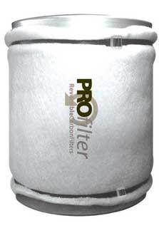 PRO filter 50 Reversible Carbon Filter
