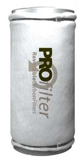 PRO filter 75 Reversible Carbon Filter