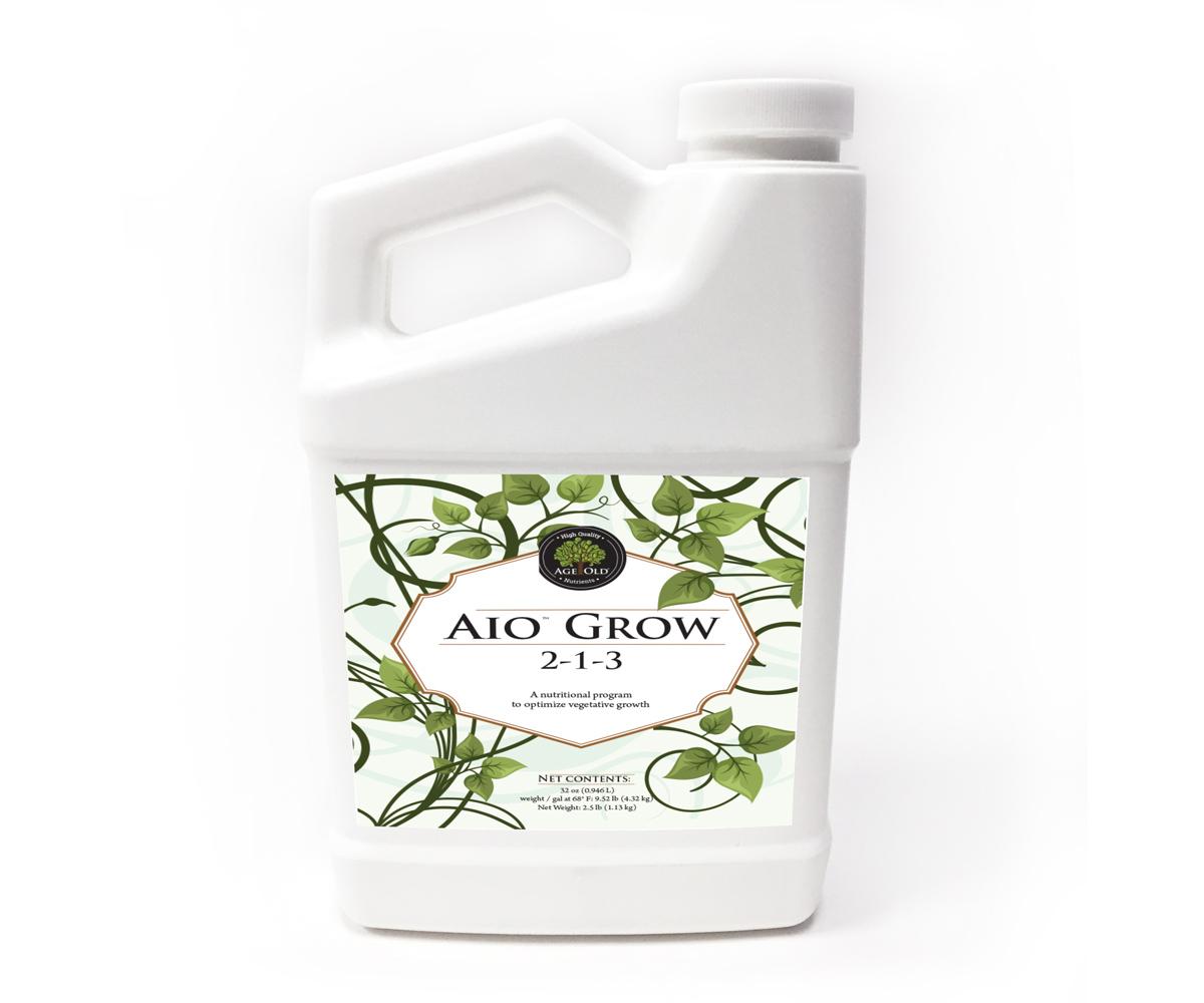 Age Old AIO Grow 32 oz, 12/cs