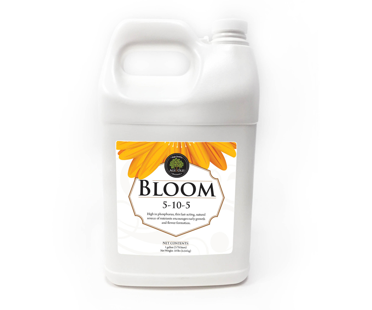 Age Old Bloom 1 gal, 4/cs