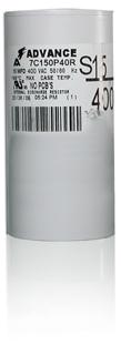 Capacitor MH 400W/Dry 24 MFD/400 VAC MIN