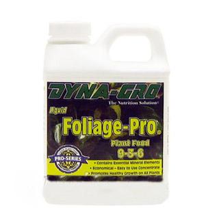 Foliage - Pro 1 Gal