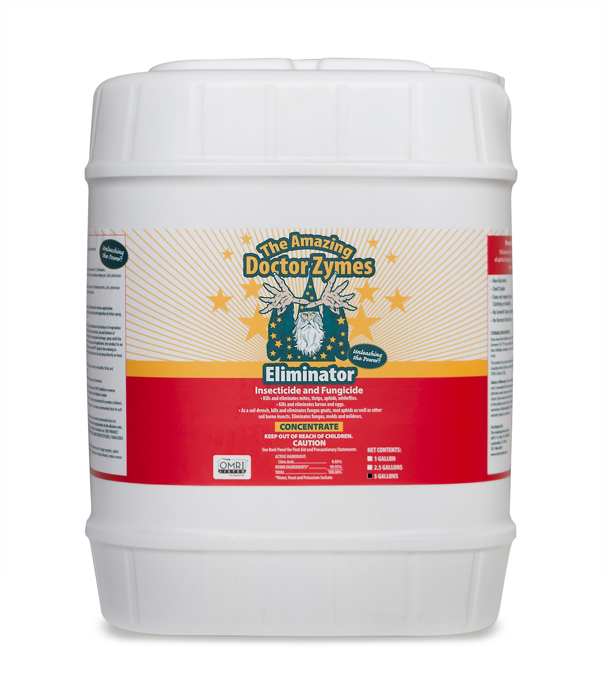 Amazing Doctor Zymes Eliminator Concentrate, 50 Gal. (SPO)