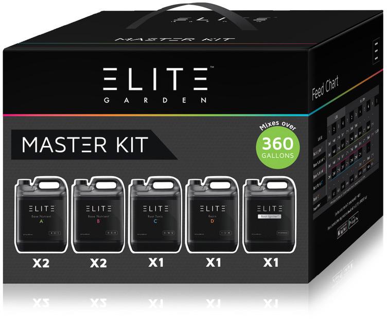 Elite Nutrients 32oz Master Kit