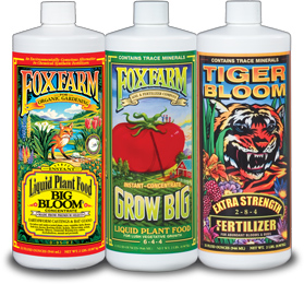 Nutrient Trio-Soil Formula, 3 qts