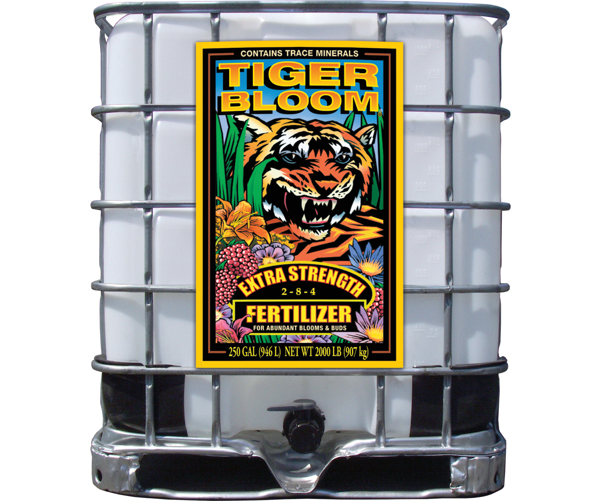 Tiger Bloom Liquid Concentrate, 250 gal