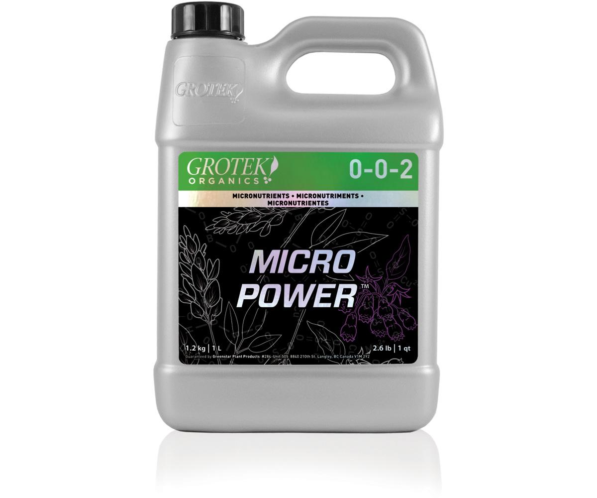 Grotek MicroPower, 1L