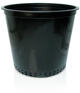 """12"""" Round Pot with Mesh Bottom, bag of 50"""