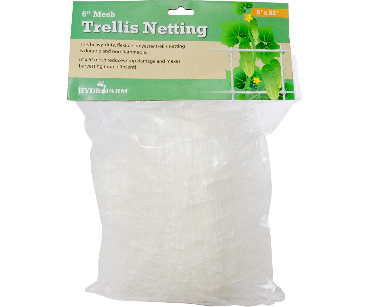 "Trellis Netting 6"" Mesh, 6' x 82' (12/cs)"