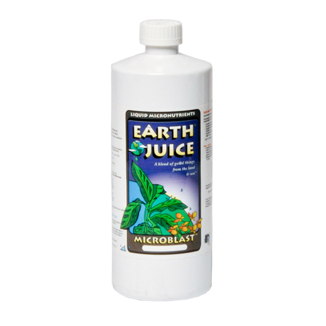 Earth Juice Microblast, 1 qt