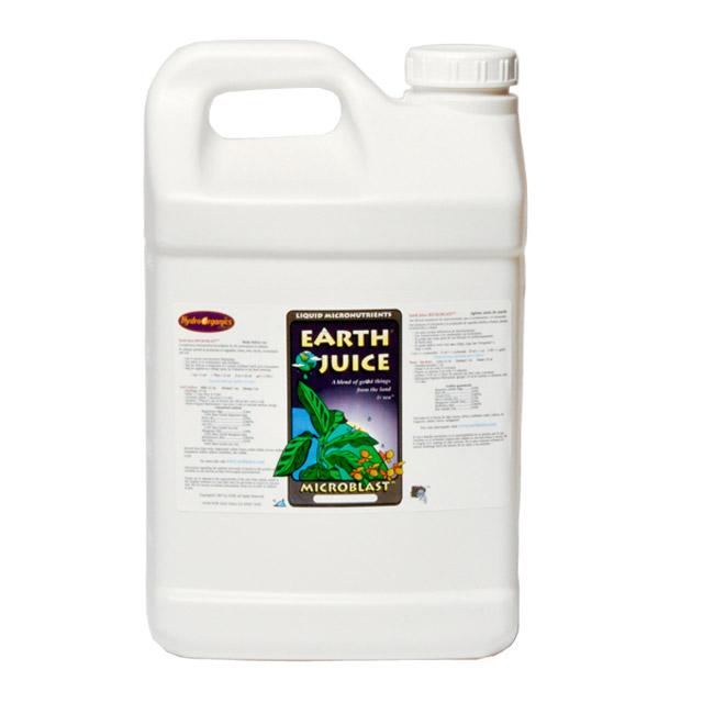 Earth Juice Microblast, 2.5 gal