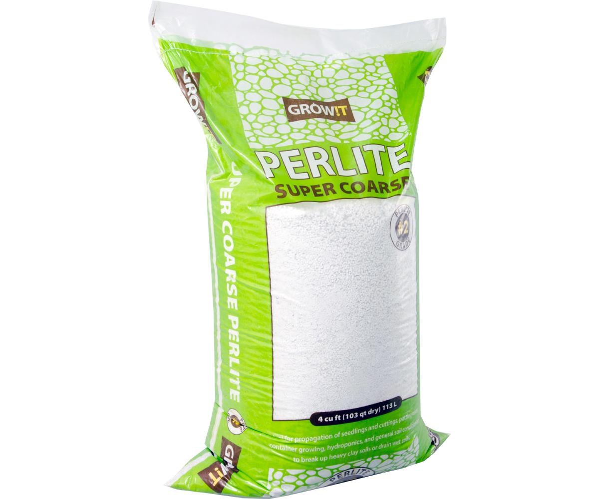 Grow!t #2 Perlite, Super Course, 4 cu ft
